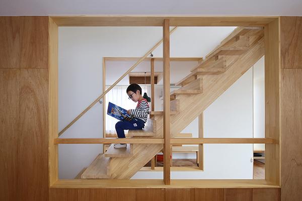 三層のフラットハウスの写真3