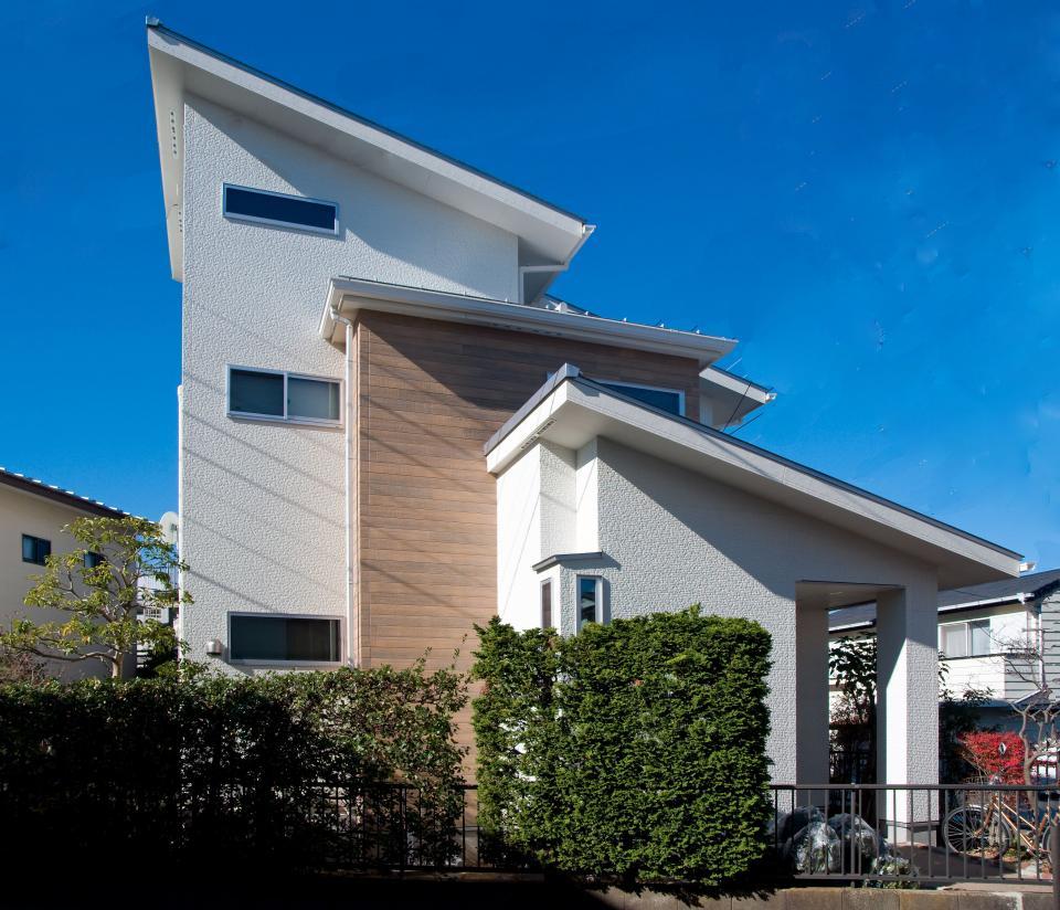 分譲地でローコスト住宅に建替えの写真0
