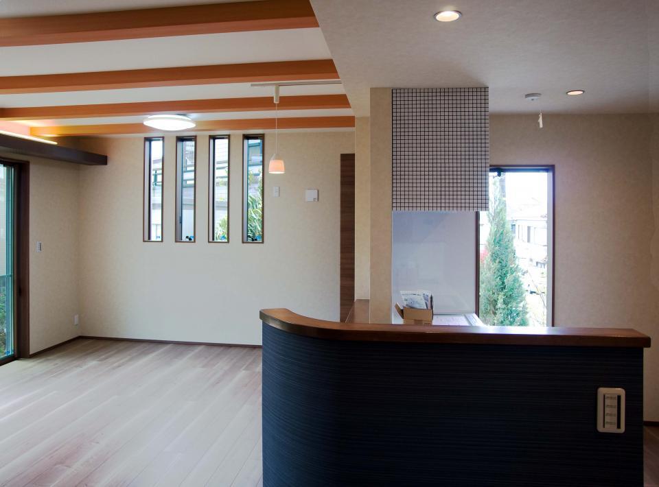 分譲地でローコスト住宅に建替えの写真2