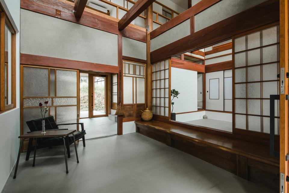 下戸山の家リノベーションの写真0