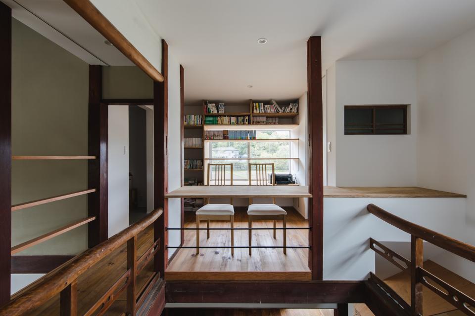 下戸山の家リノベーションの写真11