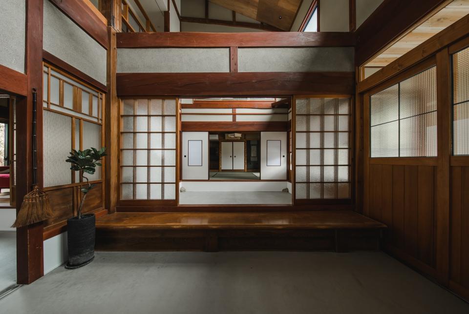 下戸山の家リノベーションの写真1