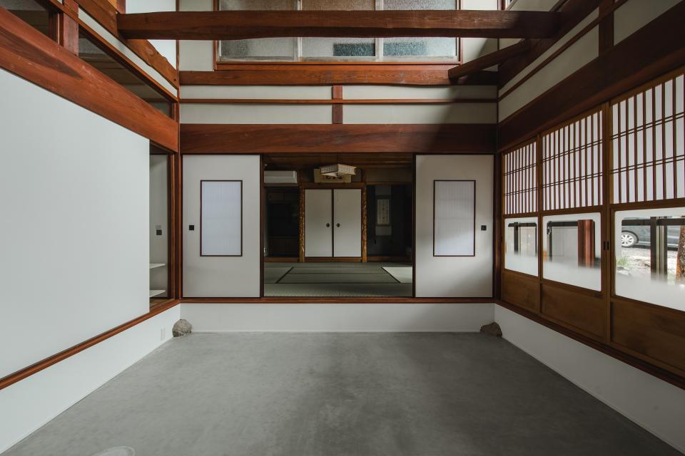 下戸山の家リノベーションの写真2