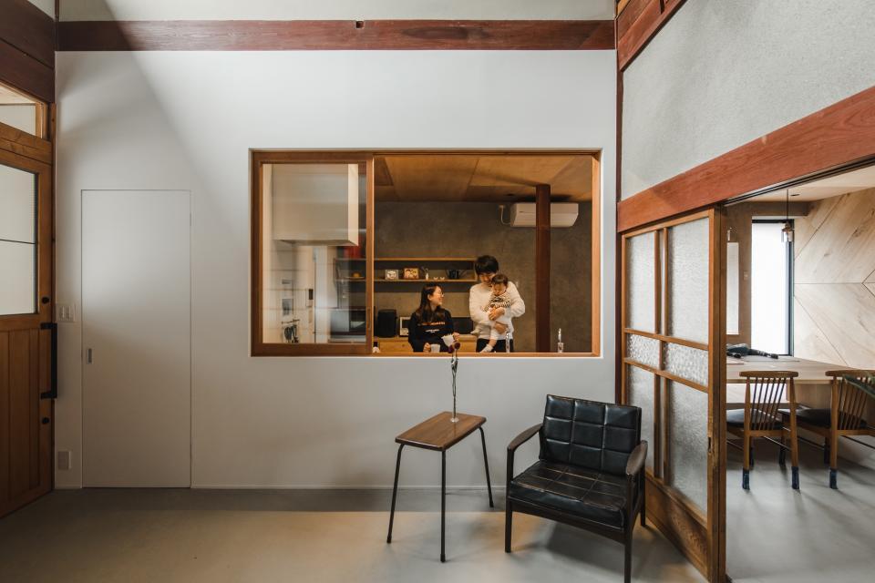 下戸山の家リノベーションの写真3