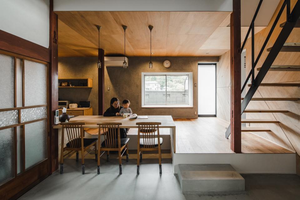 下戸山の家リノベーションの写真4