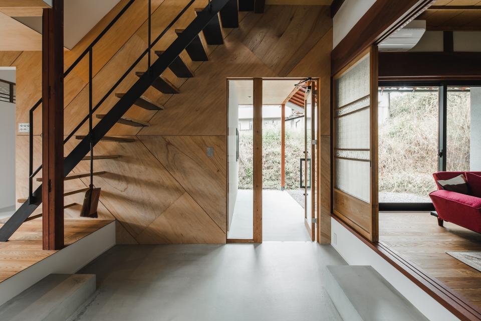 下戸山の家リノベーションの写真5