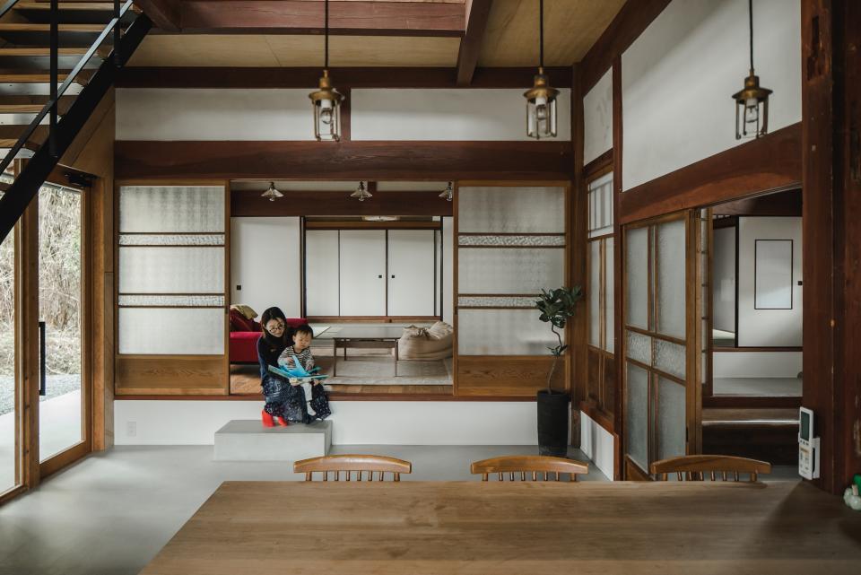 下戸山の家リノベーションの写真6