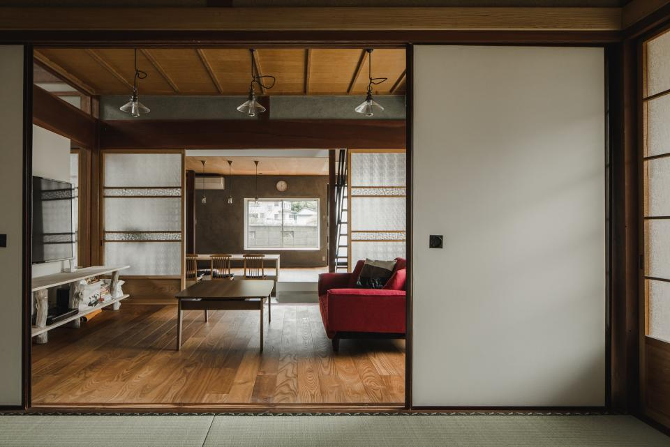 下戸山の家リノベーションの写真7