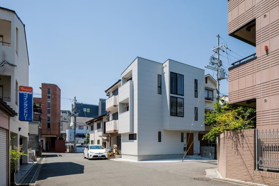 長岡京市の家の写真0