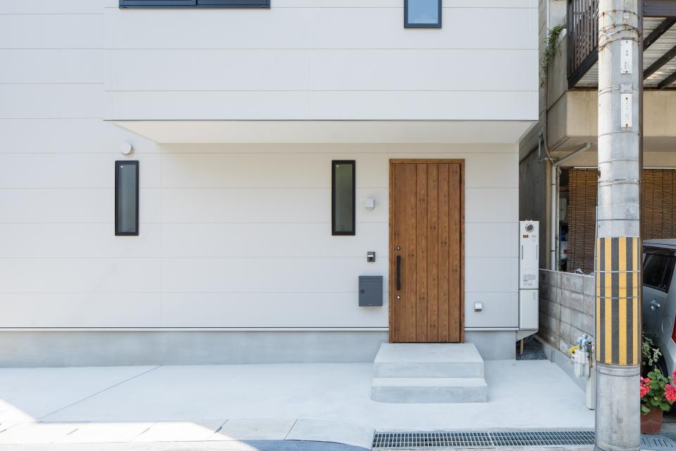 長岡京市の家の写真1