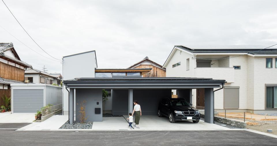 上笠の家の写真0