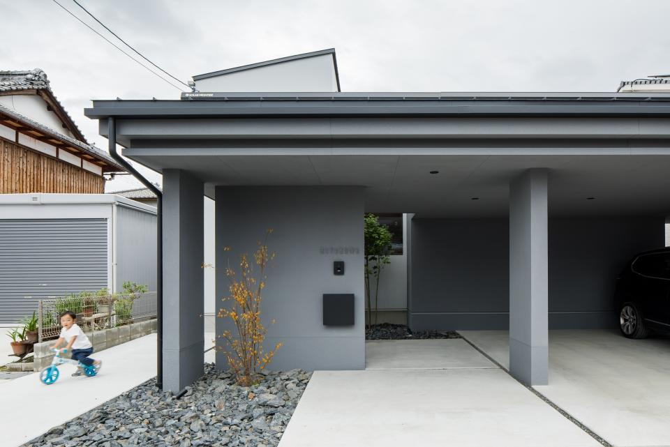 上笠の家の写真1