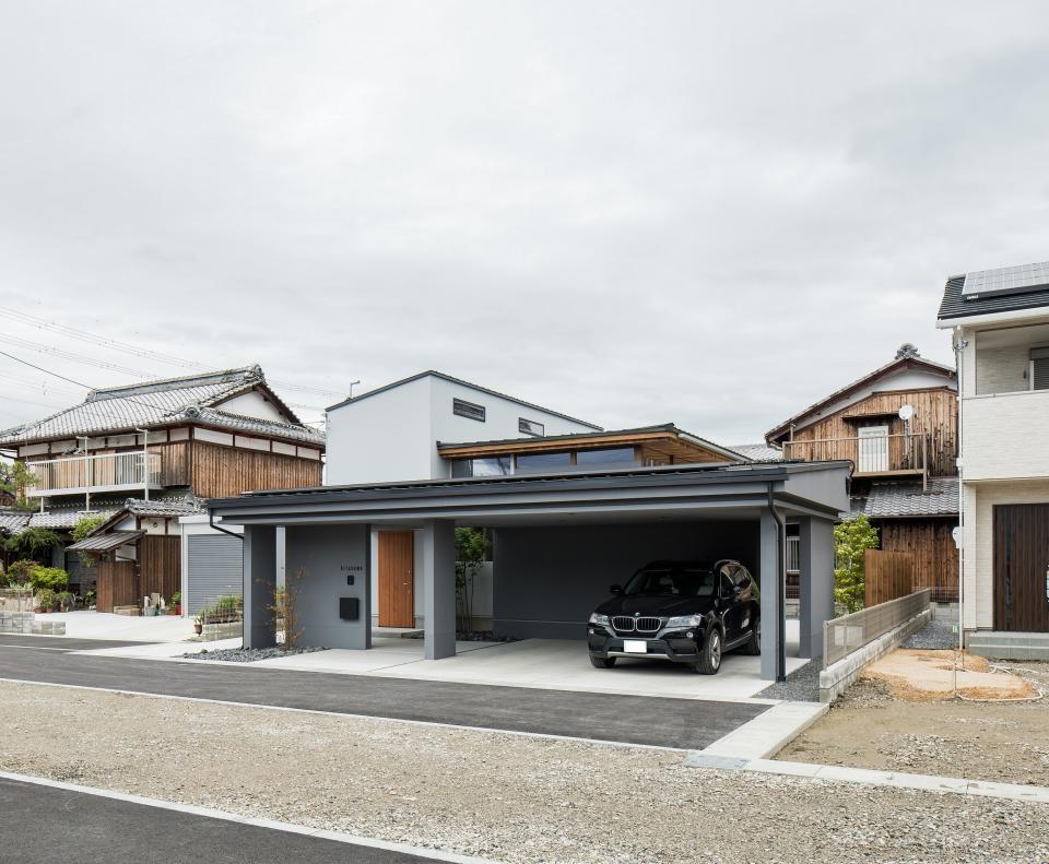 上笠の家の写真3