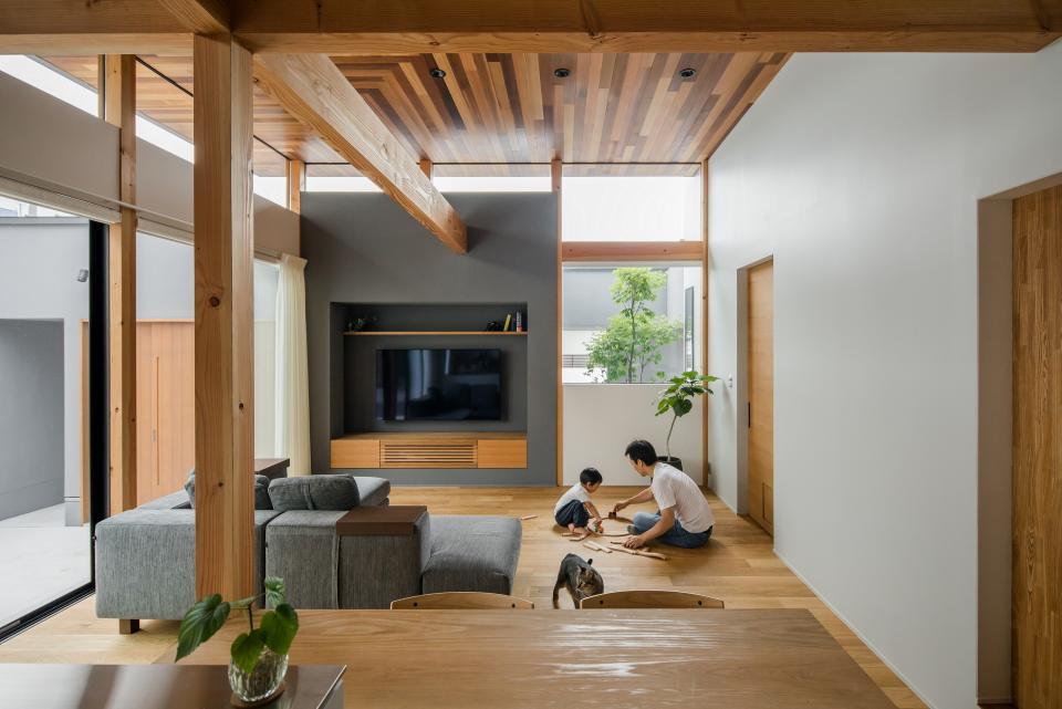 上笠の家の写真5