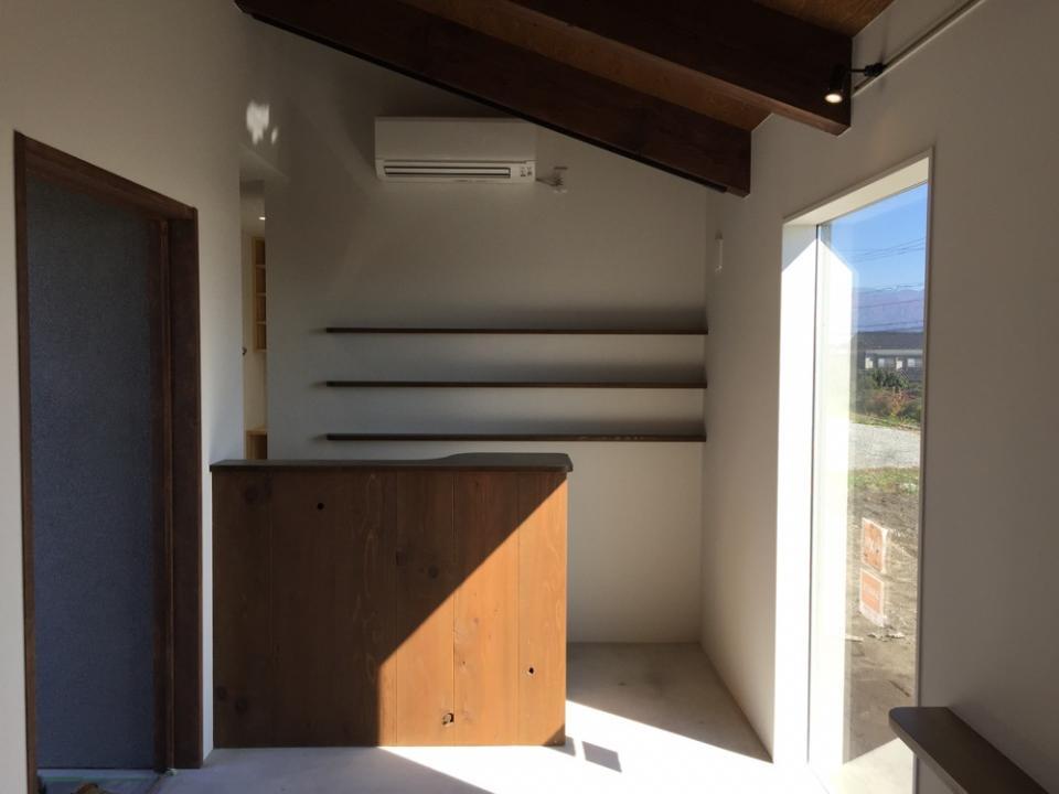 大島山の美容室の写真1