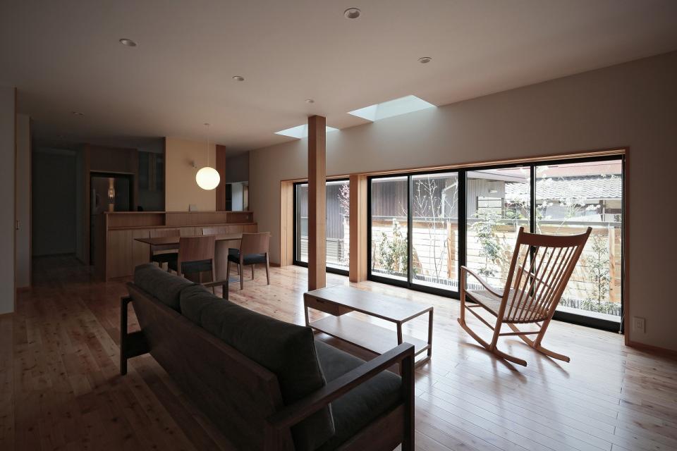 三津町の住宅(改修)の写真1