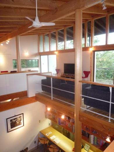 那須の週末住宅の写真3