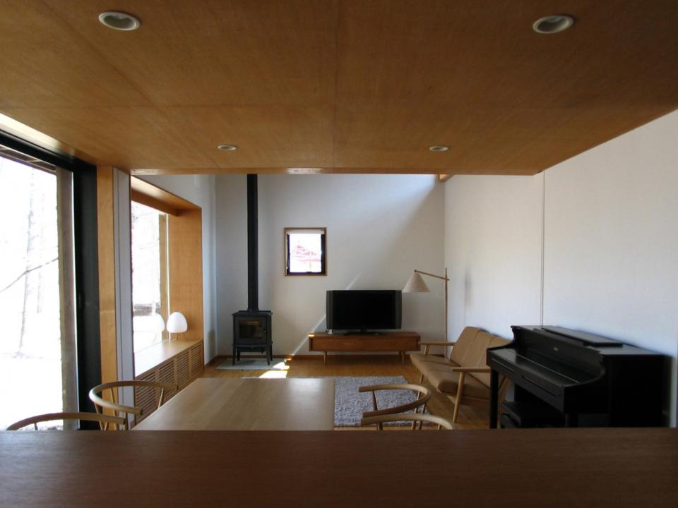 軽井沢の家の写真1