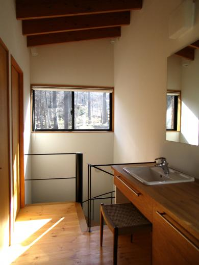 軽井沢の家の写真4