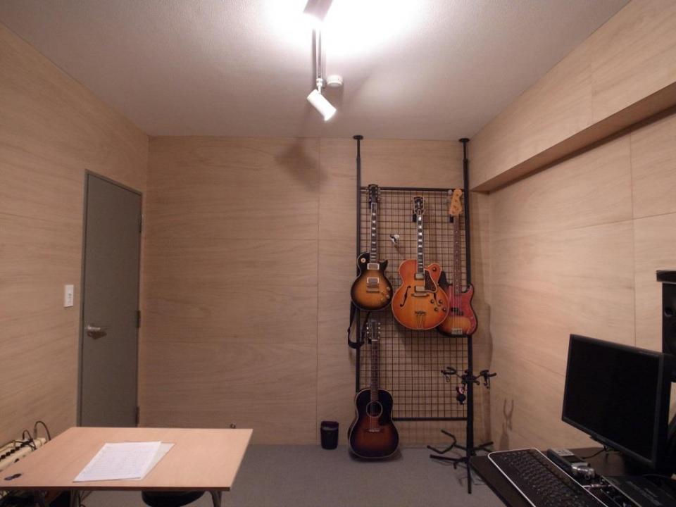 マンション改修(ギターレッスン室)の写真0