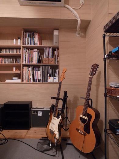 マンション改修(ギターレッスン室)の写真1