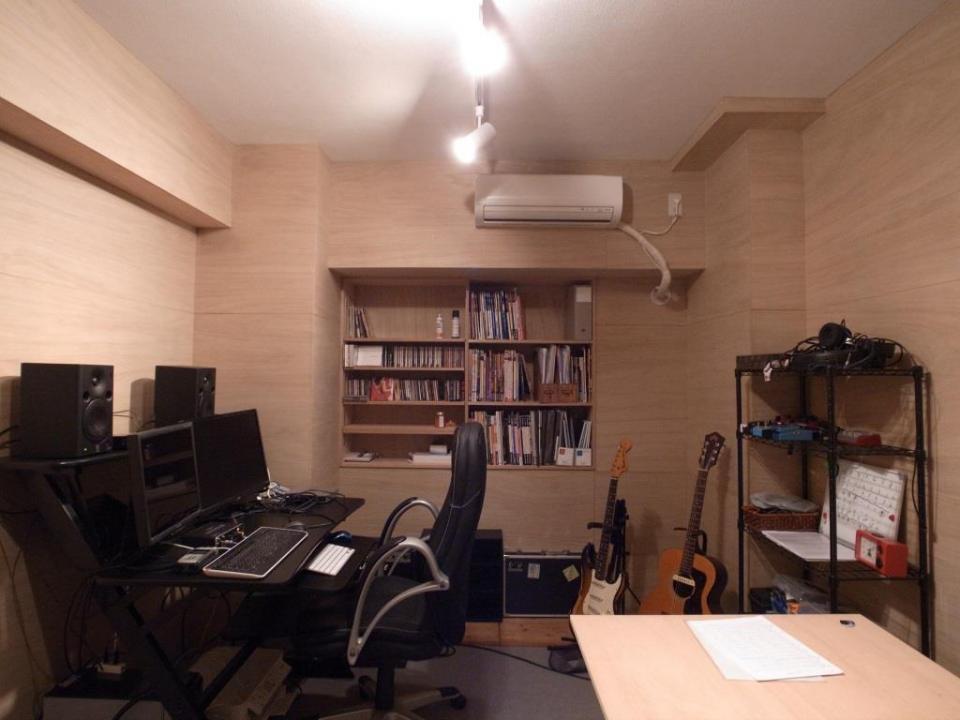 マンション改修(ギターレッスン室)の写真2