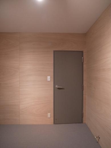マンション改修(ギターレッスン室)の写真4