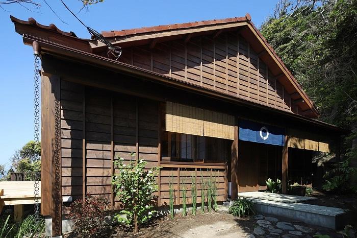 稲村ガ崎平屋オフィスリノベーションの写真0