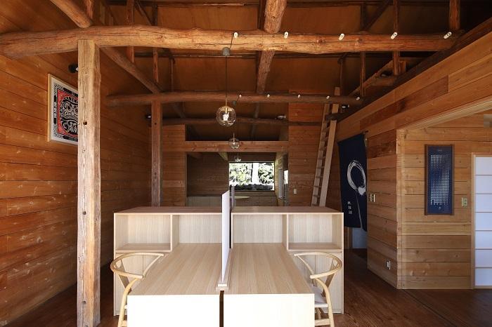 稲村ガ崎平屋オフィスリノベーションの写真9