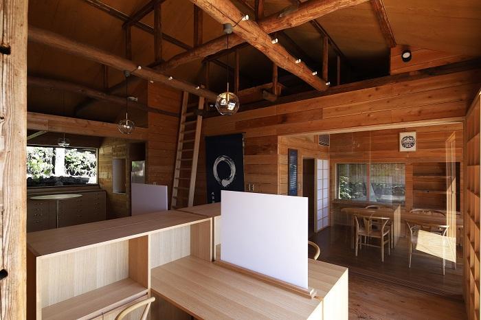 稲村ガ崎平屋オフィスリノベーションの写真10