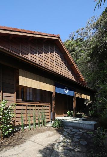 稲村ガ崎平屋オフィスリノベーションの写真1