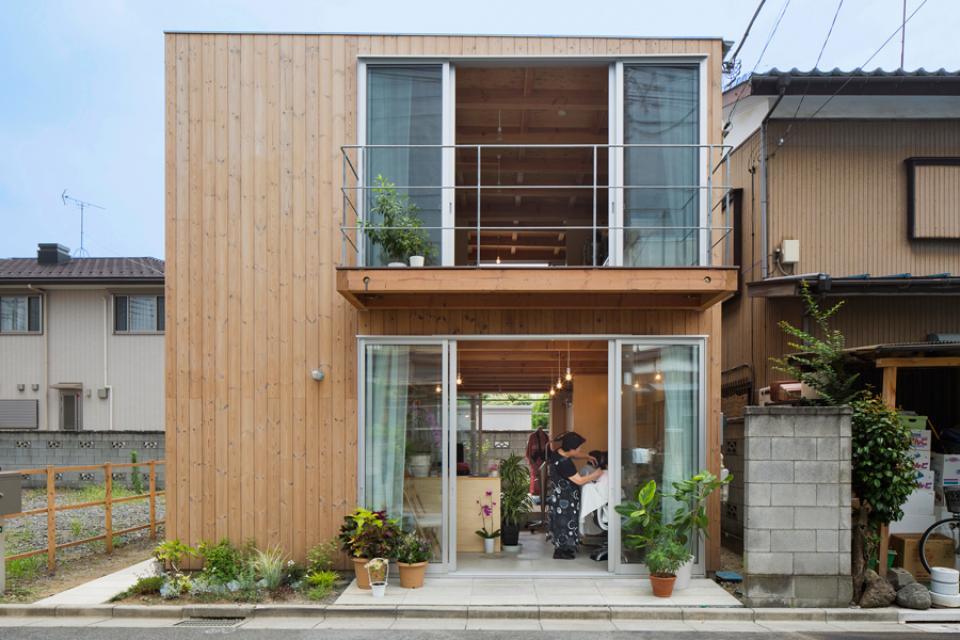 木箱の家の写真0