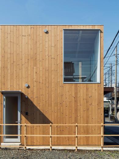 木箱の家の写真1