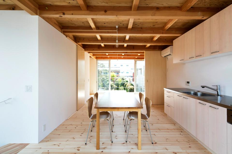 木箱の家の写真2