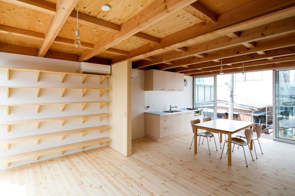 木箱の家の写真3
