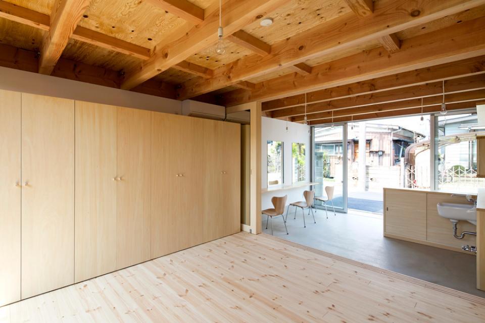 木箱の家の写真6