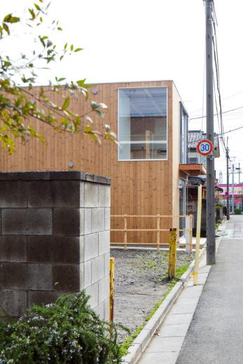 木箱の家の写真8