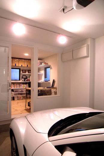 八千代の住宅 子育て世代のガレージハウスの写真3