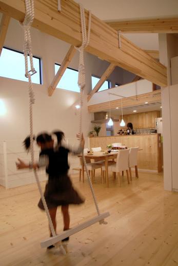 八千代の住宅 子育て世代のガレージハウスの写真5