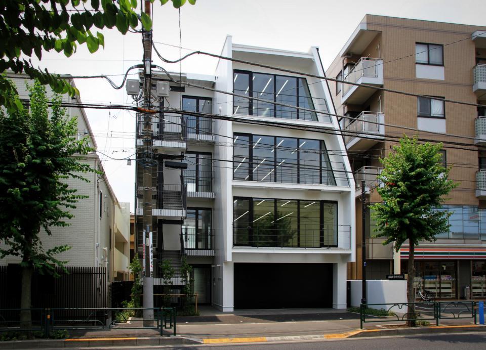 吉祥寺プロジェクト 省エネルギー性能の高いオフィスビルの写真0