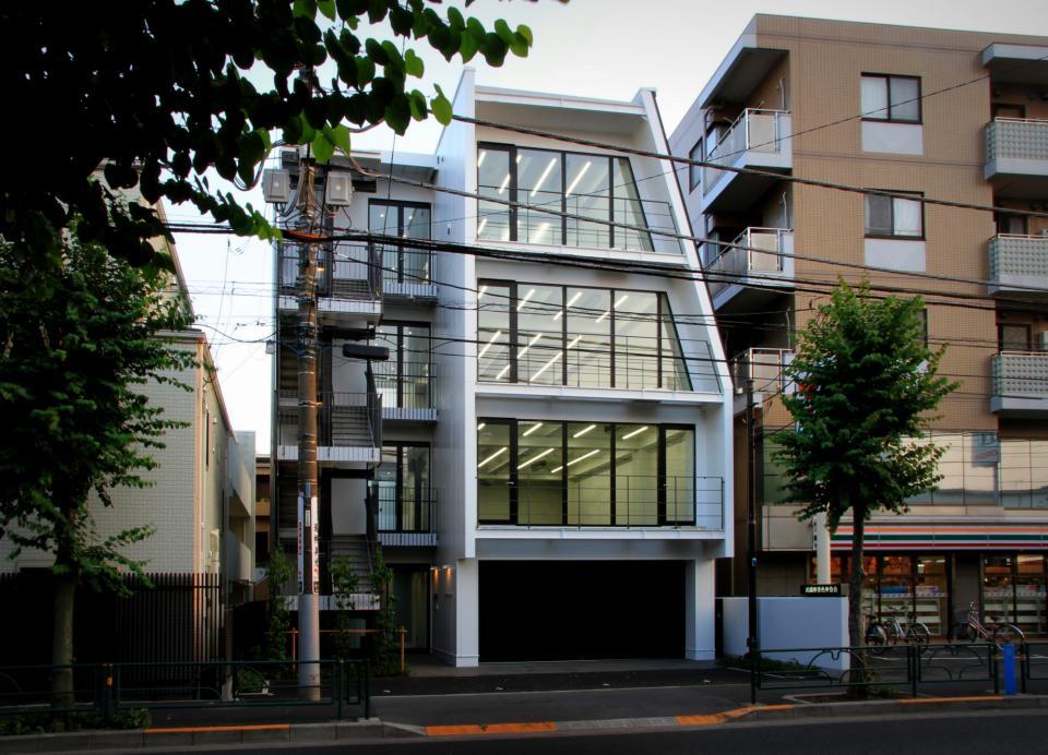 吉祥寺プロジェクト 省エネルギー性能の高いオフィスビルの写真1