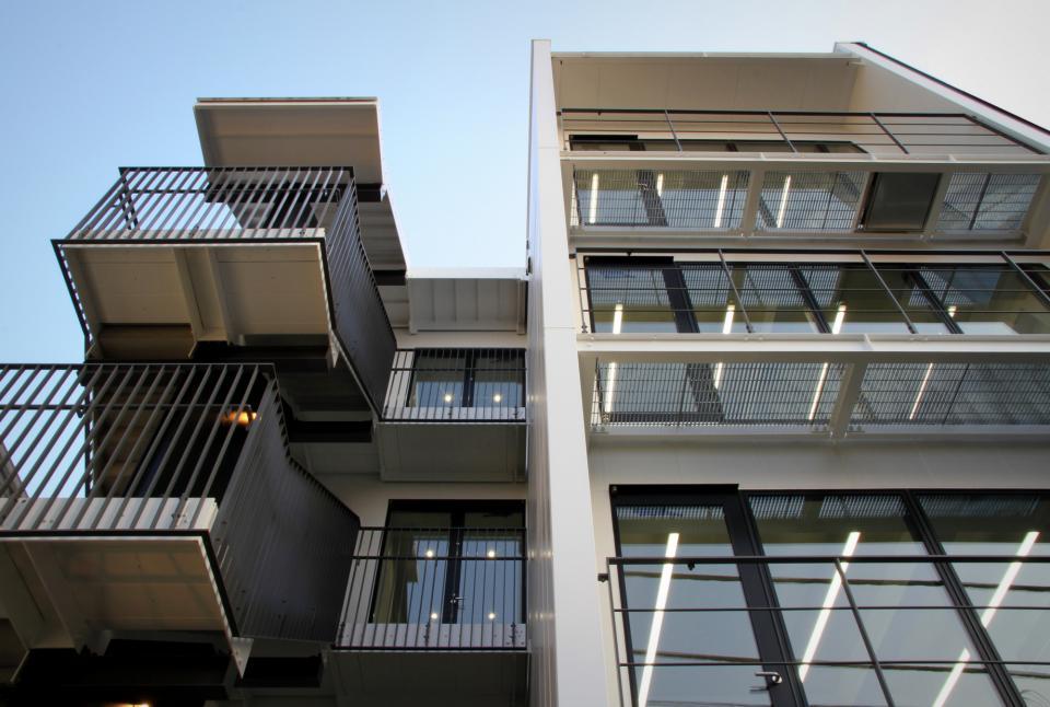 吉祥寺プロジェクト 省エネルギー性能の高いオフィスビルの写真2