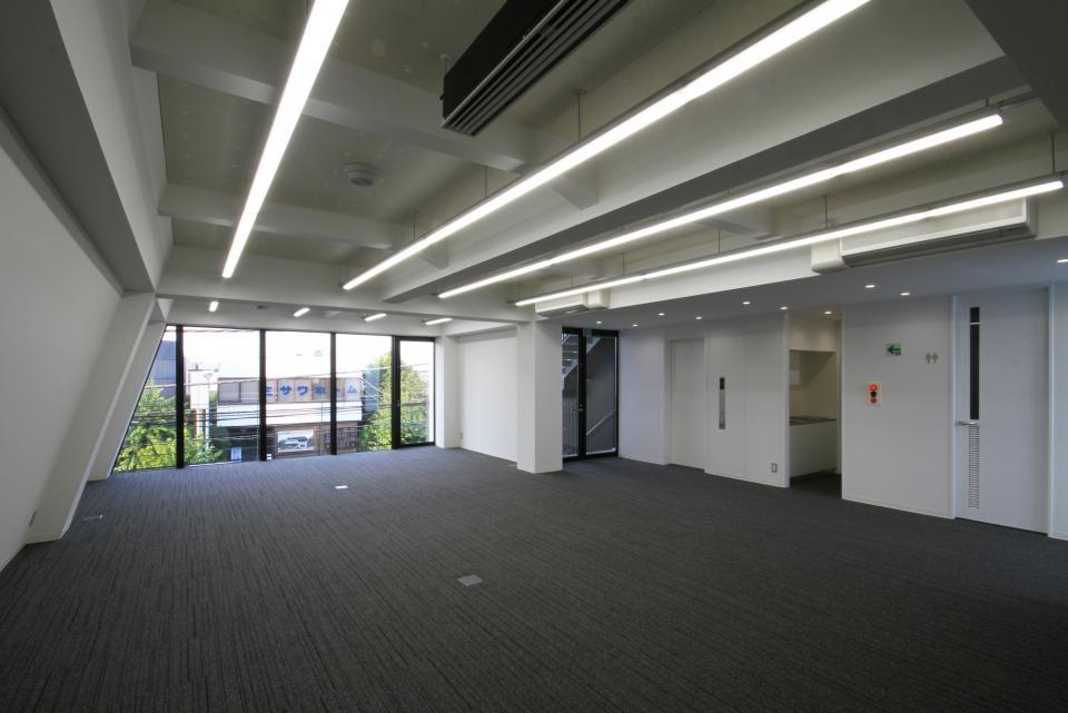吉祥寺プロジェクト 省エネルギー性能の高いオフィスビルの写真6