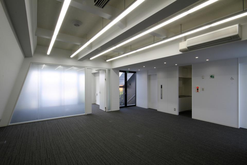 吉祥寺プロジェクト 省エネルギー性能の高いオフィスビルの写真7