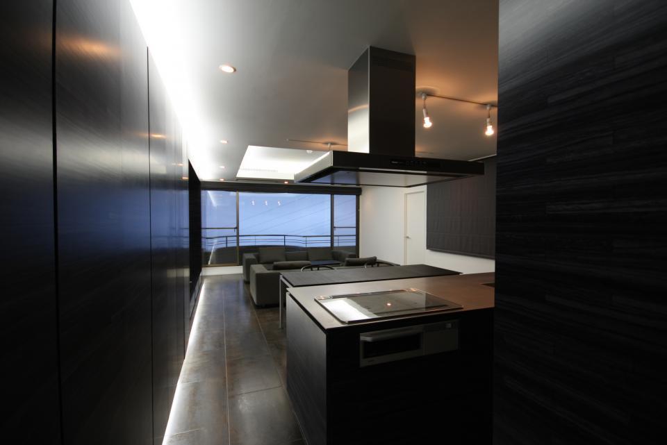 熱海Kヴィラ 伊豆山に建つリゾートマンションのリノベーションの写真5