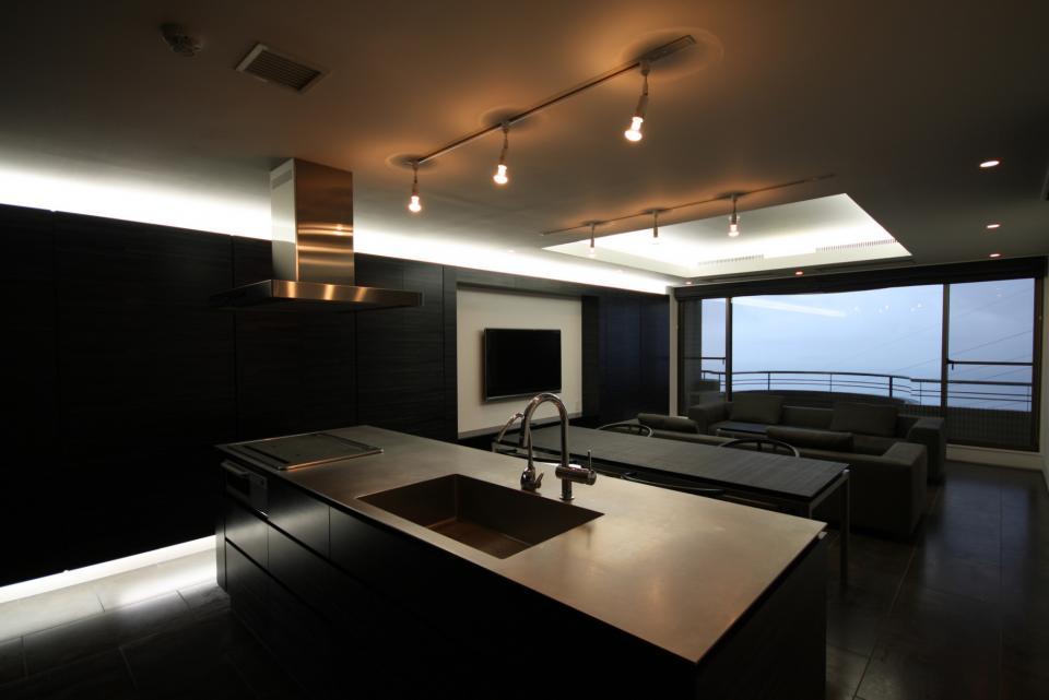 熱海Kヴィラ 伊豆山に建つリゾートマンションのリノベーションの写真6