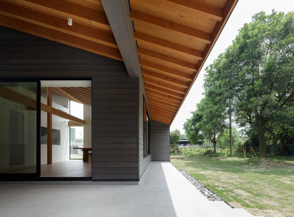 佐倉の週末住宅 子育て世代の自然の中の週末住宅の写真9