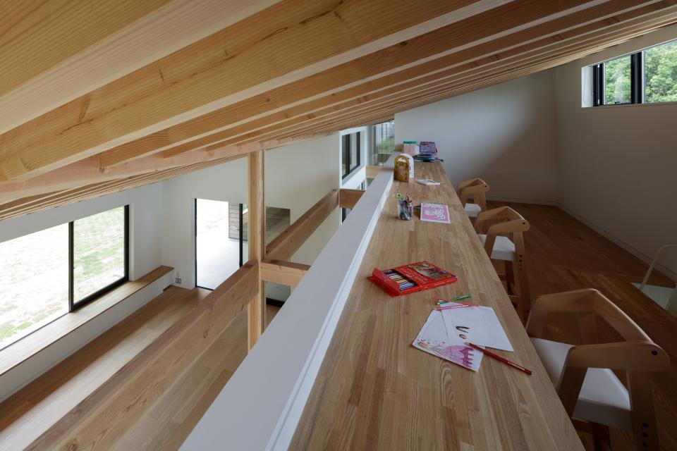 佐倉の週末住宅 子育て世代の自然の中の週末住宅の写真11