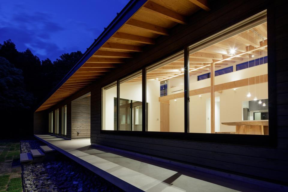 佐倉の週末住宅 子育て世代の自然の中の週末住宅の写真1