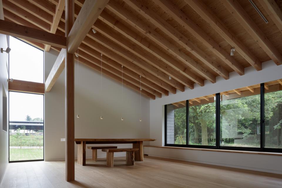 佐倉の週末住宅 子育て世代の自然の中の週末住宅の写真3